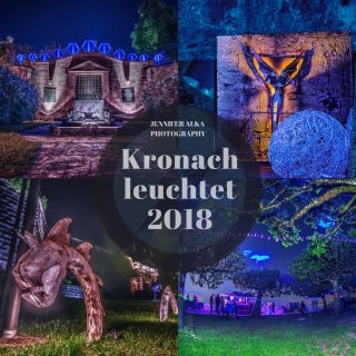 Kronach leuchtet 2018