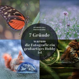 Blogparade – 7 Gründe warum die Fotografie ein großartiges Hobby ist
