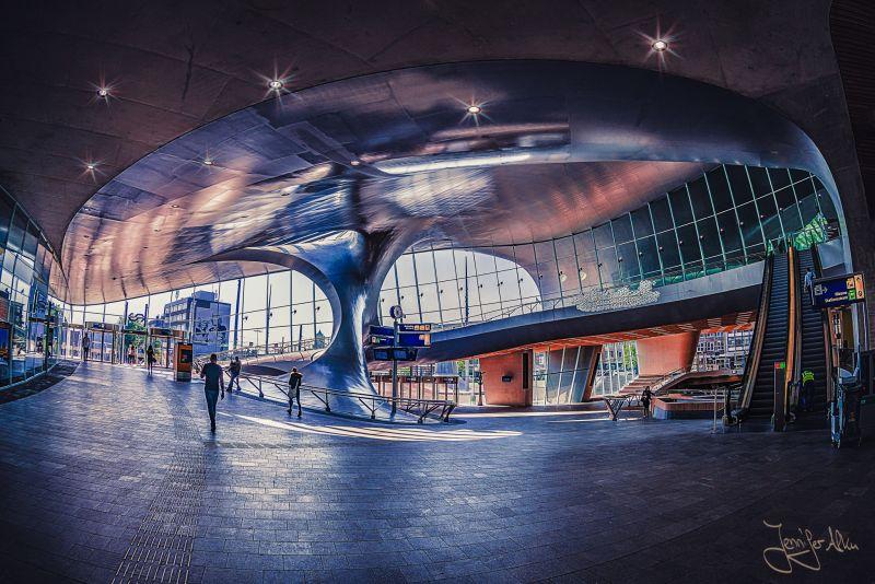 Niederlande - Arnheim - Hauptbahnhof