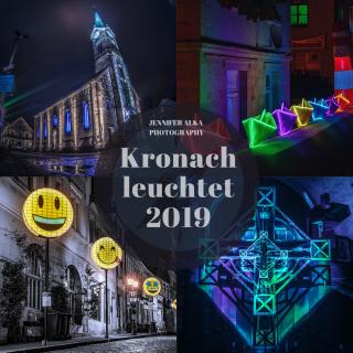 Kronach leuchtet 2019