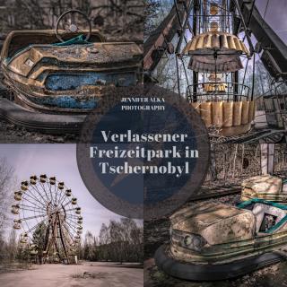 Verlassener Freizeitpark in Tschernobyl / Ukraine