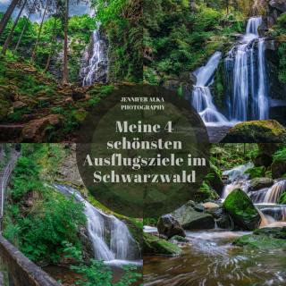 Meine 4 schönsten Ausflugsziele im Schwarzwald