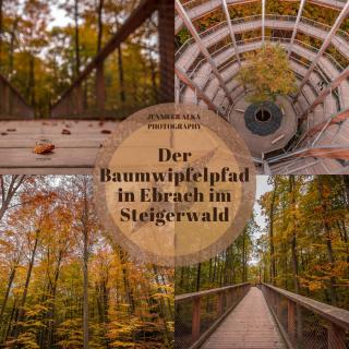 Baumwipfelpfad Ebrach im Steigerwald