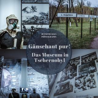 Gänsehaut pur! Das Museum zur Tschernobylkatastrophe